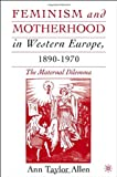 img - for Feminism and Motherhood in Western Europe, 1890-1970: The Maternal Dilemma book / textbook / text book