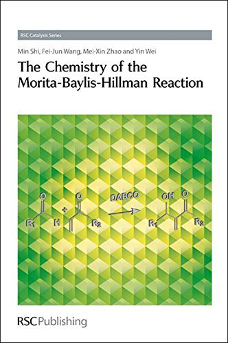 The Chemistry of the Morita-Baylis-Hillman Reaction: RSC (Catalysis Series) by Min Shi (2011-04-04)