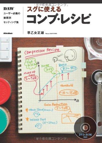 Nach Effekte Comp / Rezept DAW Benutzerhandbuch eine andere Einstellung Instrumentensammlung (mit DVD-ROM)