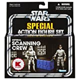 Star Wars Special Action Figure Set Imperial Scanning Crew Only Available At K Mart
