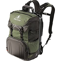 Pelican Products 0S1000-0003-130 ProGear Sport Laptop Backpack for 15-Inch Ultrabooks/17-Inch MacPro/Camera (Green)