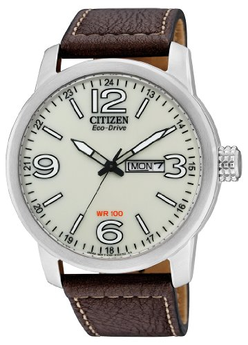 Citizen Men's Quartz Watch BM8470-03AE BM8470-03AE with Leather Strap
