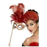 Smiffy's Women's Baroque Fantasy Mask