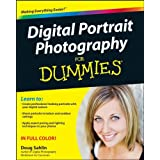 Digital Portrait Photography For Dummiesby Doug Sahlin