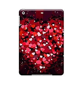 Ebby Premium Printed Back Case Cover With Full protection For Apple iPad mini 1/ mini 2/ mini 3 (Designer Case)