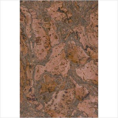 Natural Cork Glue Down Parquet Tiles 12