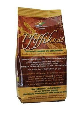 Pfiffikus Streuwürze und Gemüsebrühe 450g Nachfüllbeutel von Pfiffikus bei Gewürze Shop