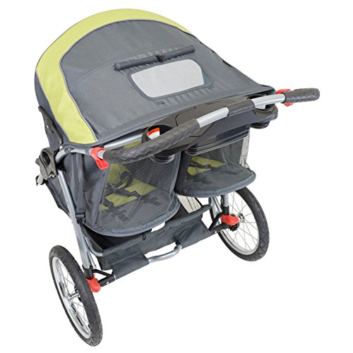 Double Jogging Stroller Baby Trend Expedition Twin Baby