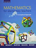 img - for Math for Elementary Teachers: A Conceptual Approach with Connect Access Card book / textbook / text book