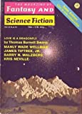 img - for The Magazine of Fantasy and Science Fiction, March 1972 (Vol. 42, No. 3) book / textbook / text book