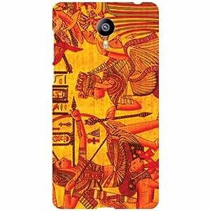 Printland Meizu M2 Back Cover High Quality Designer Case