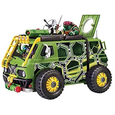 Teenage Mutant Ninja Turtles Movie Van from Teenage Mutant Ninja Turtles