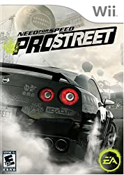 Need for Speed- Prostreet - Nintendo Wii