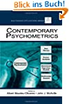 Contemporary Psychometrics (Multivari...