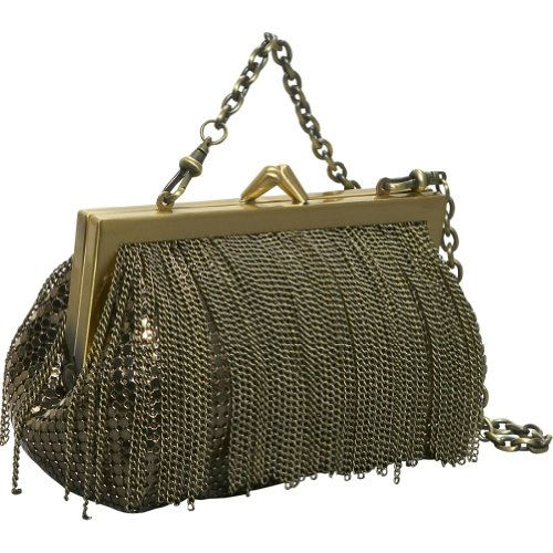 whiting-and-davis-mini-frame-bag-with-chain-fringe-antique-gold