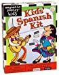 Magnetic Poetry Kids' Spanish Kit