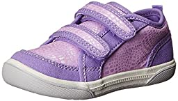 Stride Rite Dalis Sneaker (Toddler), Light Purple, 5 M US Toddler