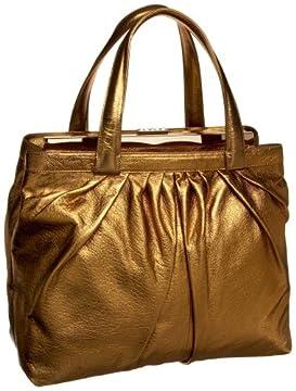 Giuseppe Zanotti IB8Z01  Nappa Carac Oro Bag
