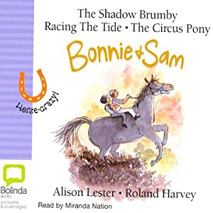 Bonnie & Sam 1, 2 & 3 Audiobook