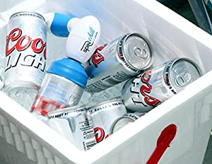 SpinChill: Portable Drink Chiller