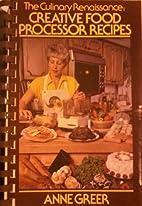 Culinary Renaissance: Creative Food…