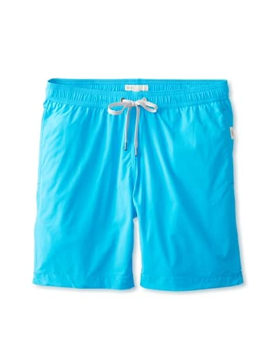 Onia Men's Charles 7 Italian Stretch Solid Swim Short