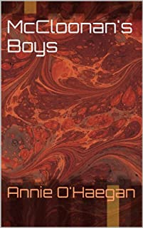 Mccloonan's Boys by Annie O'Haegan ebook deal