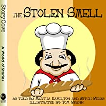The Stolen Smell Audiobook by Martha Hamilton, Mitch Weiss Narrated by Martha Hamilton, Mitch Weiss