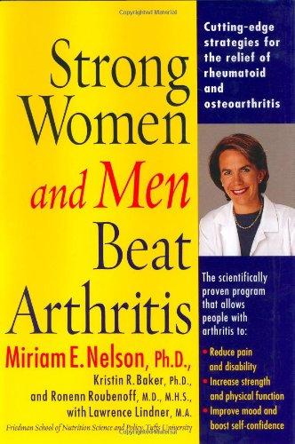 Strong Women and Men Beat Arthritis, Nelson, Miriam E.
