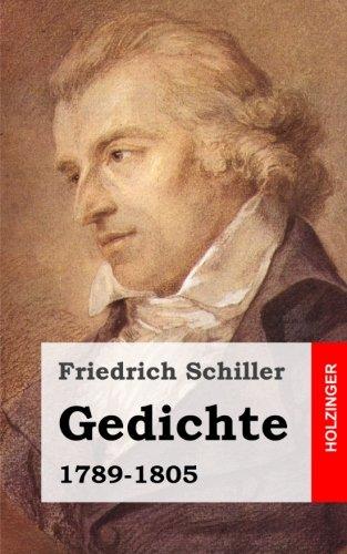 Gedichte: 1789-1805