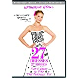 27 Dresses (Widescreen) / 27 robes (Panoramique) (Bilingual)by Katherine Heigl