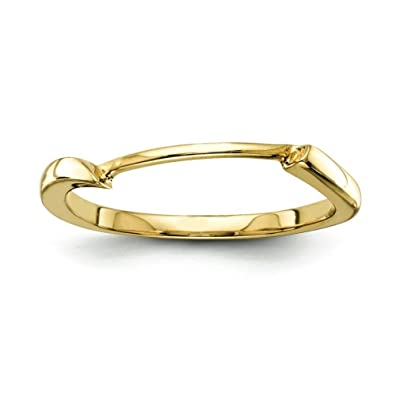 14ct Yellow Gold Band Ring