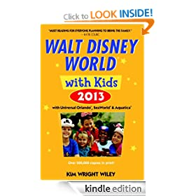 Fodor's Walt Disney World with Kids 2013: with Universal Orlando, SeaWorld & Aquatica (Full-color Travel Guide)
