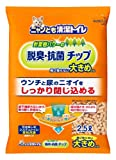 花王ニャンとも清潔トイレ 脱臭・抗菌チップ 大きめの粒 2.5L