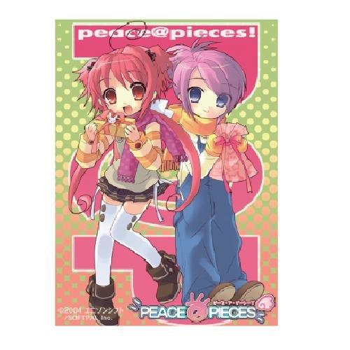 もえ☆スリーブ Peace@Pieces