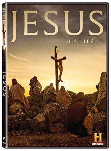 DVD : Jesus: His Life (2019) (2 Discos)