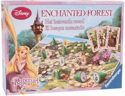 Ravensburger Disney Rapunzel Enchanted Forest Game