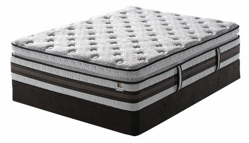 Serta Full Size Mattress Set front-1021081