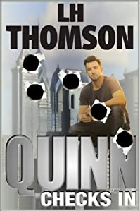 (FREE on 3/2) Quinn Checks In by LH Thomson - http://eBooksHabit.com