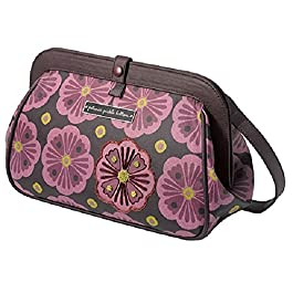Pétunia Pickle Bottom Pochette Cross Town Clutch Bavarian Bliss