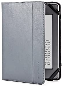 Marware Atlas Kindle Case Cover, Charcoal (fits Kindle Paperwhite, Kindle, and Kindle Touch)