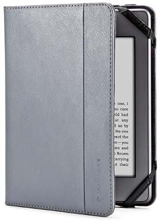 Marware Atlas - Funda para Kindle, color carbón (sirve para Kindle Paperwhite, Kindle y Kindle Touch)