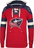 NHL Columbus Blue Jackets Men's CCM Hooded Pullover
