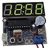 LED時計キットの製作