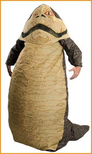 Star Wars Jabba the Hutt Halloween Costumes Adults