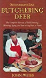 img - for Butchering Deer book / textbook / text book