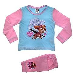 Nickelodeon Kids Boys Girls Paw Patrol Pyjamas PJ's Set Size UK 1-5 Years from Nickelodeon