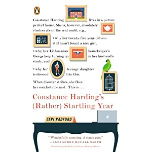 Constance Harding's (Rather) Startling Year Cover