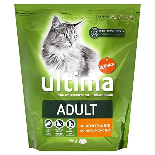 ultima-adult-chicken-and-rice-cat-food-dry-750g-bag