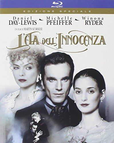 L'età dell'innocenza [Blu-ray] [IT Import]